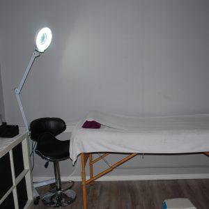 Cabine de soins